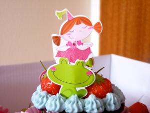 princess and the frog :-)