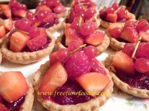 Cranberry Tart 1