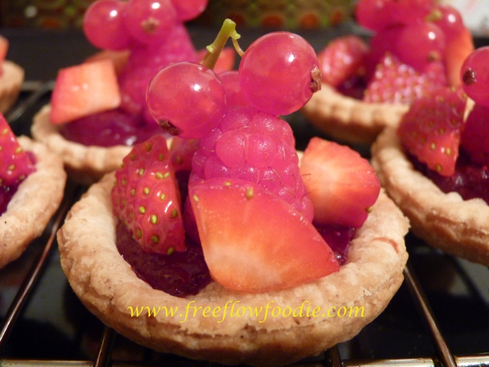 Fruits tart 1